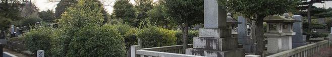 谷中霊園HD