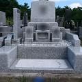 仙台在住S.Sさんご依頼のお墓ができました