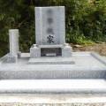 仙台在住H.Hさんご依頼のお墓の完成です