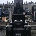 お墓の修復と追加字彫り