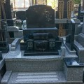 お墓の施工を行いました
