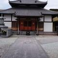 朝一は、荒町の浄土宗 常念寺様