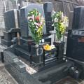 昨日お墓参り代行を行いました