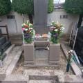 リピーターの方のお墓参り代行でした