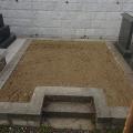 福島県にて墓じまいを行いました